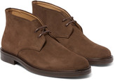 A.p.c. - Suede Desert Boots
