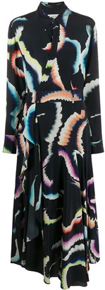 A.L.C. Graphic Print Dress