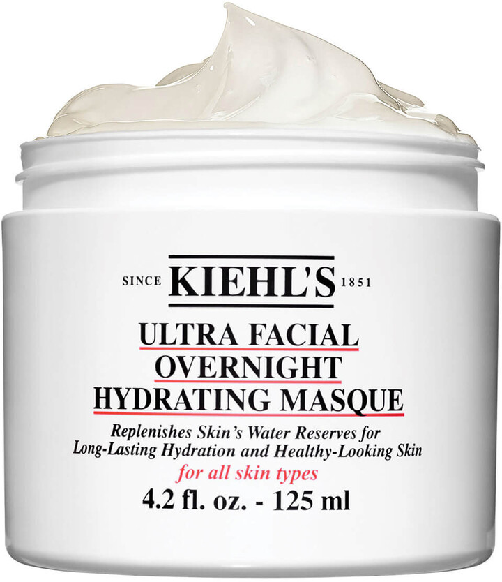 Thumbnail for your product : Kiehl's Ultra Facial Overnight Hydrating Masque 125ml