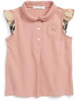 Burberry Infant Girl's Tia Polo