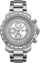 JBW Stainless Steel Titus Mens Silver Tone Bracelet Watch-J6347b
