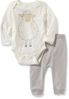 Old Navy Bodysuit & Leggings 2-Piece Set for Baby