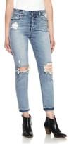Joe's Jeans Women's Classics Debbie High Waist Ankle Straight Leg Jeans