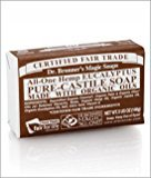 Dr. Bronner's Organic Eucalyptus Bar Soap-140 g Brand: Dr. Bronners Magic Soap