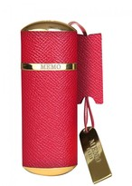 Memo Womens Fragrance Red Leather Purse Spray