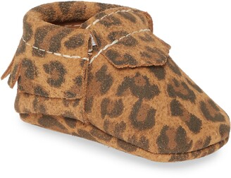 Freshly Picked Leopard Print Moccasin