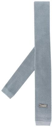 Emporio Armani Kids knitted neck tie