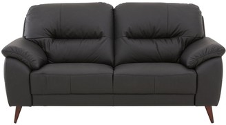 Cullen Leather 2 Seater Sofa