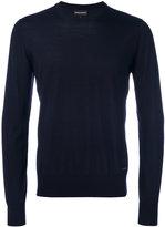 Emporio Armani crew-neck jumper