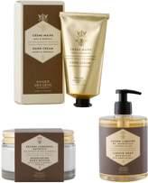 Panier Des Sens Honey Liquid Soap, Hand Cream & Body Butter