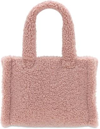 Stand Liz Faux Fur Tote Bag