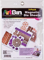 Asstd National Brand ArtBin Magnetic Sheets3/Pkg