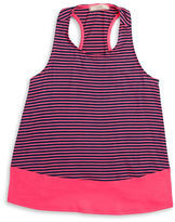 Soprano Girls 7-16 Striped Tank Top