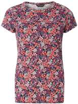 Dorothy Perkins Multi Coloured Ditsy Print T-Shirt