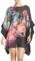 Ted Baker Focus Bouquet Cover-Up Caftan