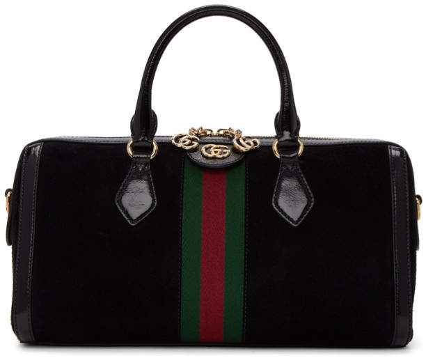 da44ae9223a7 Gucci Black Handbags - ShopStyle