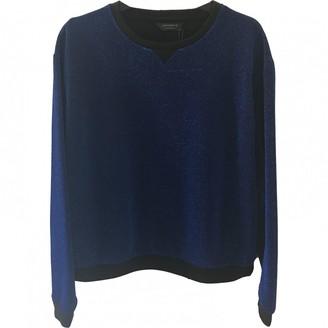 Eleven Paris Blue Cotton Knitwear for Women