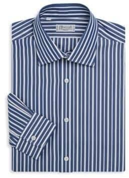 Charvet Slim-Fit Stripe Dress Shirt