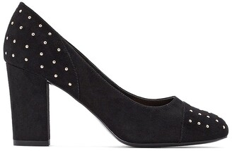 La Redoute Collections Studded High Heels