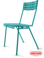 Meccano Home - Bistrot Chair - Blue