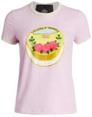 Marc Jacobs The Ringer Graphic T-Shirt