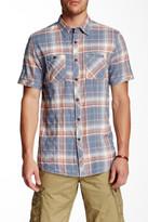 Jeremiah Soren Plaid Short Sleeve Regular Fit Shirt