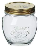 Bormioli Quattro Stagioni 10 oz. Amphora Canning Jar in Clear