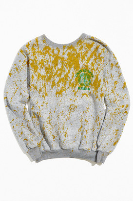 Urban Renewal Vintage Recycled Placed Splatter Dye Sweatshirt