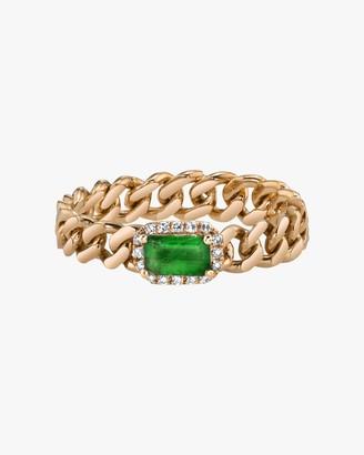 Shay Jewelry Gemstone Baby Link Ring