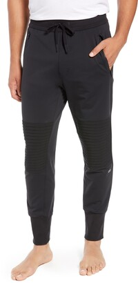 Alo Technical Slim Fit Moto Joggers