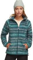 Columbia Benton Springs Print Full-Zip Fleece Jacket - Women's