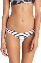 Billabong Women's Island Time Hawaii Reversible Bikini Bottoms