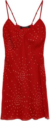 Kitx Printed Silk-voile Camisole
