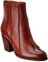 Frye Essa Seam Leather Bootie