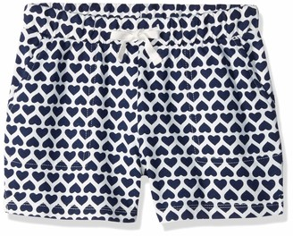 Look by crewcuts Girls' Knit Short
