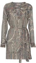 Etoile Isabel Marant Seen printed georgette mini dress