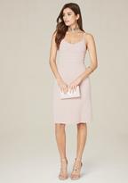 Bebe Pleated Cami Dress