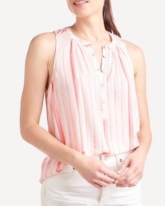 Splendid Sunshade Stripe Swing Tank