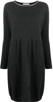 Fabiana Filippi Beaded Knitted Dress