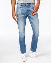 G Star Men's Straight-Fit Medium Indigo Jeans