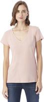 Alternative Everyday Cotton Modal V-Neck T-Shirt