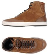 Salvatore Ferragamo High-tops & sneakers