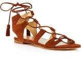 Stuart Weitzman Roman Lace Up Sandals