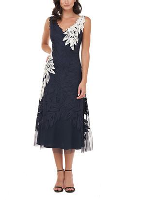 JS Collections Midi Dress