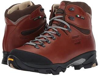 Zamberlan Vioz Lux GTX RR (Waxed Black) Men's Boots