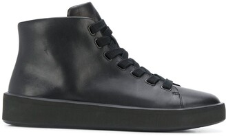 Camper Courb lace-up boots