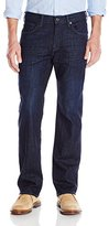 7 For All Mankind Men's Austyn Relaxed Straight Leg Jeans In