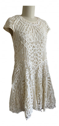 Sea Ecru Lace Dresses