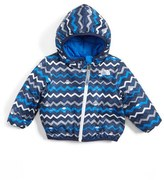 The North Face Infant Boy's 'Perrito' Reversible Water Repellent Hooded Jacket