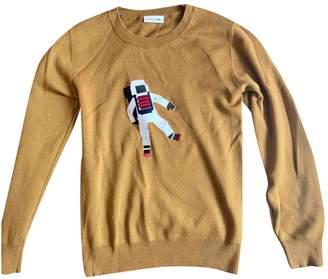 Lacoste \N Yellow Wool Knitwear for Women